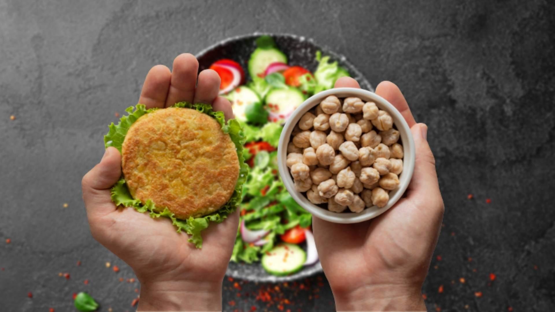Qualitative plant based meat